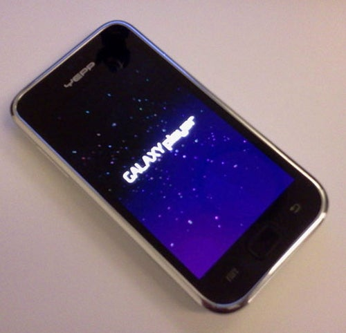 Samsung's Android-Running Answer to the iPod Touch Spotted