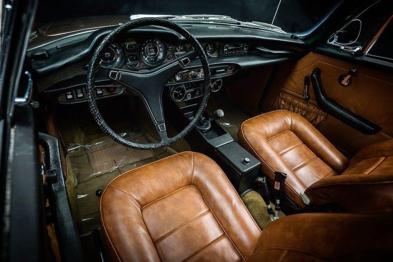 Photonalysis Of A 1973 Volvo 1800ES On Ebay