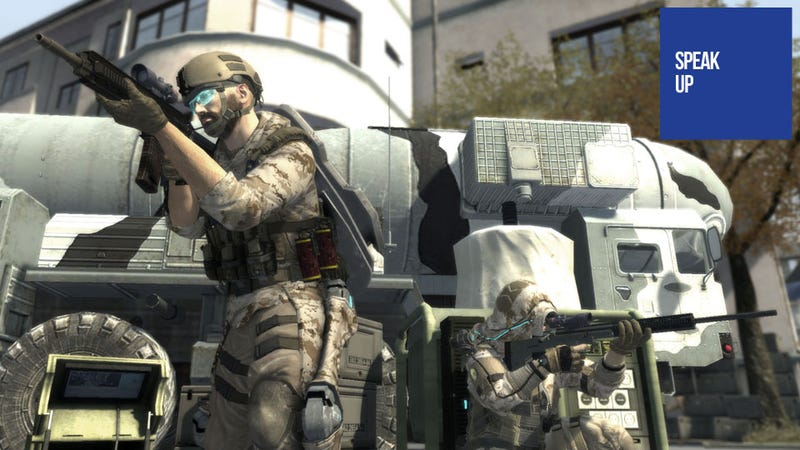 Love and Hate for the Ghost Recon Online Beta
