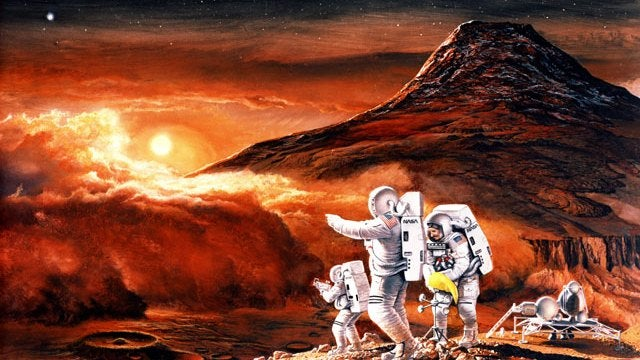 Can humans journey into deep space without cosmic radiation frying our brains?