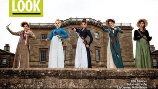 <i>Pride & Prejudice & Zombies</i> Debuts Its Zombie-Fighting Bennet Sisters