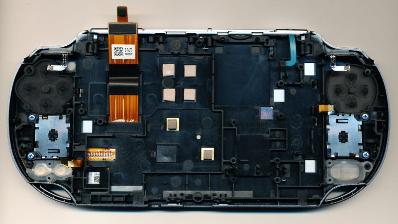 See a PlayStation Vita Skinned Alive, so the Internet Can See its Insides