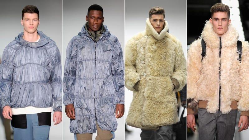 London Fashion Week: The Future of Menswear Is Feminine