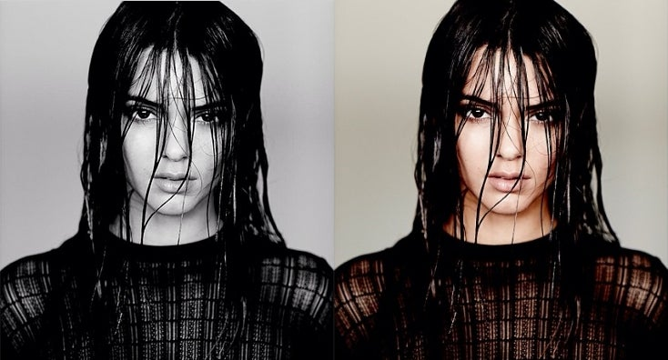 Kendall Jenner Just Turned 18, Already Posting Adult Pics Online [NSFW]