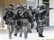 Yelling Gamer Vs. Cops And SWAT Tea