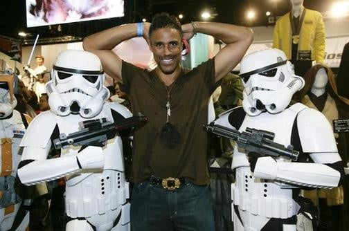 Rick Fox's Shirt Smell's Like Greedo's Taint Or Something