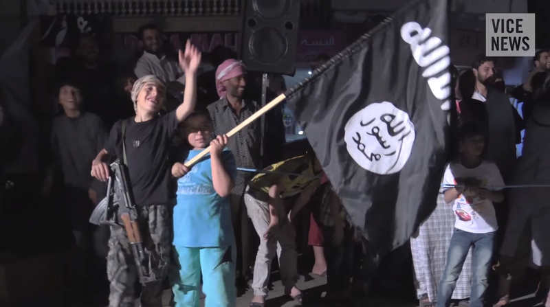 Insider Video Shows How the Islamic State's Shitheads Brainwash Kids