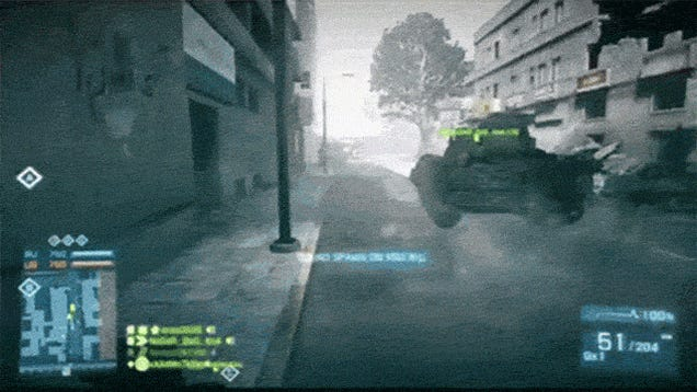 This Tank Can Barrel Roll And Other Popular GIFs From This Week