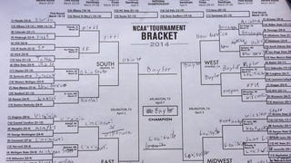 We Have Found The Worst March Madness Bracket Ever