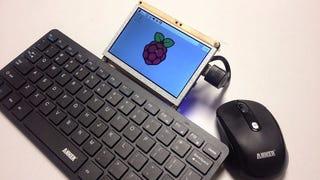Build a Simple, Five Part Portable Raspberry Pi