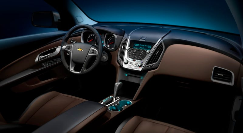 2010 Chevy Equinox: The Tall Malibu Wagon Debuts