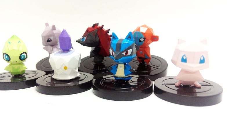 Let's Open Up Some Pokémon Rumble U Figures