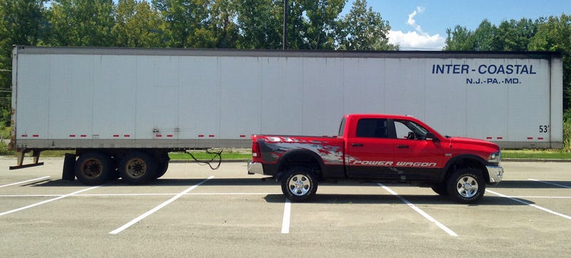 I'm Taking The 2014 Ram Power Wagon On An Adventure, Ask Me Anything