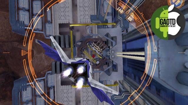 Zaxxon Returns with an Ordinary Escape