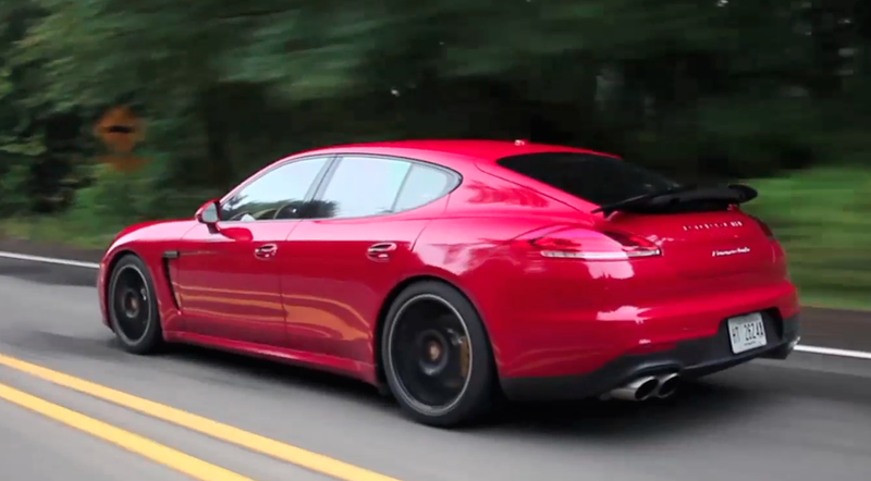 Video: The 2014 Porsche Panamera is a Supercar and a Daily Driver in One
