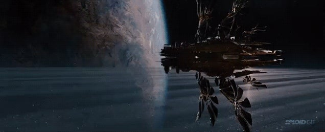 Holy wow, the full length trailer for Jupiter Ascending is incredible
