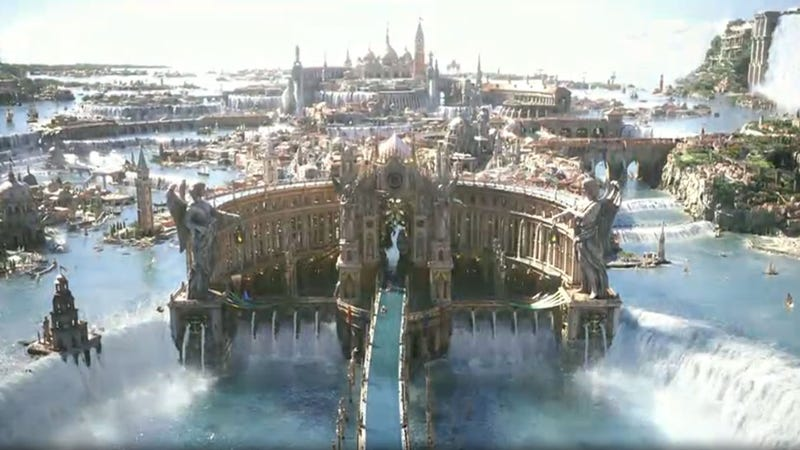 Holy S**t, Final Fantasy Versus XIII Is Now Final Fantasy XV