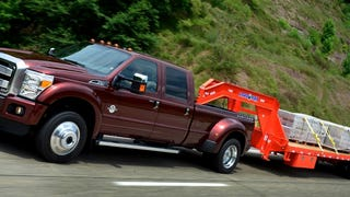 2015 Ford F-450 Meets SAE Tow Standard, Ram Refuses To Rescind Top Title