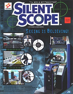 Konami Brings Silent Scope To iPhone