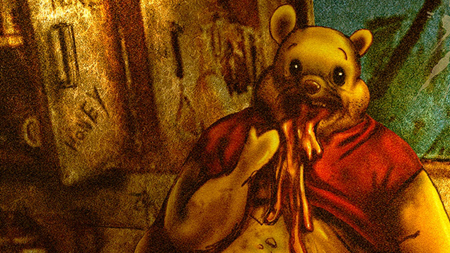 Winnie The Pooh And His Friends, Gone Dark
