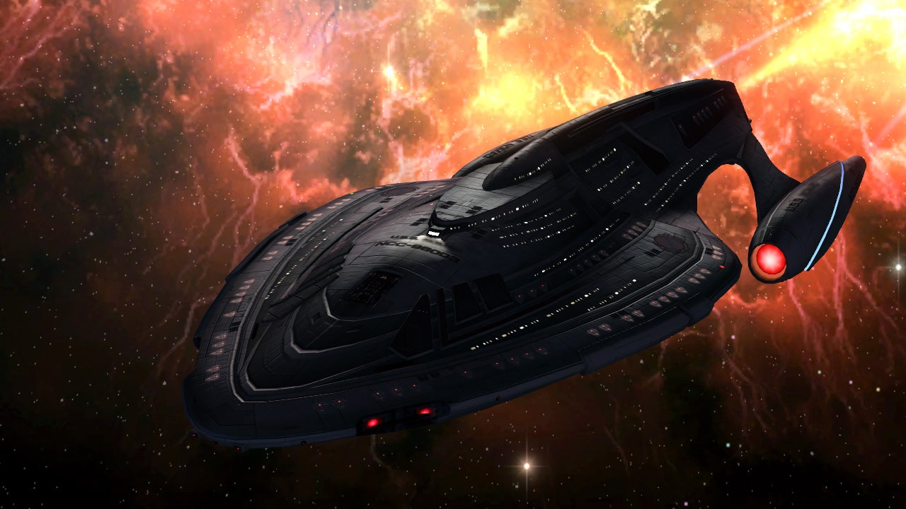 Ships Named for Star Trek Online