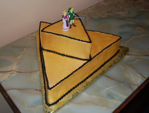 It's The Little Touches That Make A Legend Of Zelda Themed Wedding This Great