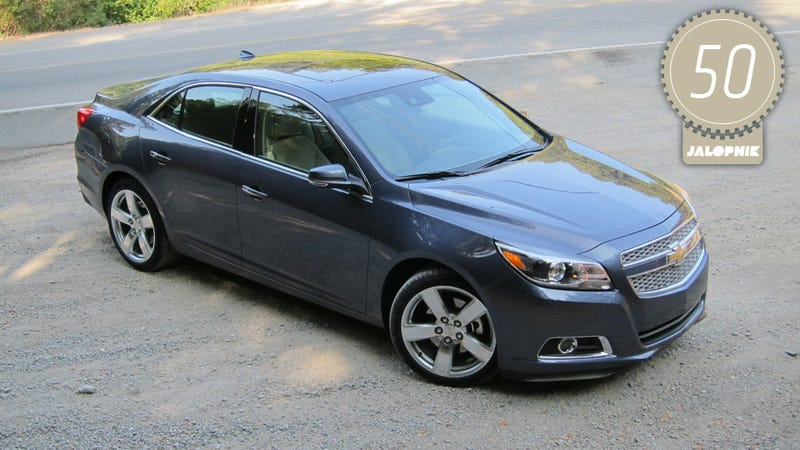 2013 Chevrolet Malibu Turbo: The Jalopnik Review