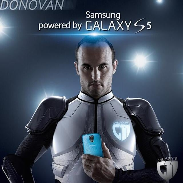 Landon Donovan Is Not In The World Cup, Brand