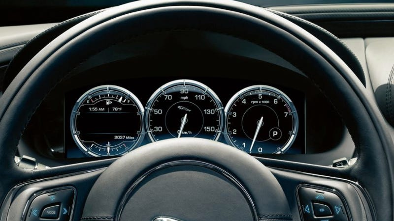 Hey, Car Companies — Here's How To Get Digital Gauges Right