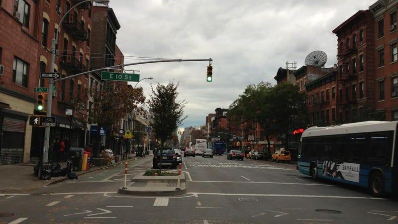Power Is Being Restored Through Lower Manhattan Right Now!