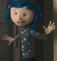 Sew Buttons Over Your Eyes And Paper Your Walls, Coraline Style