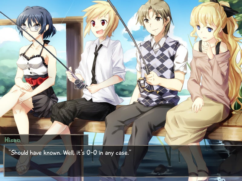 That Game About Dating Disabled Girls is Excellent (And You Should Play It)
