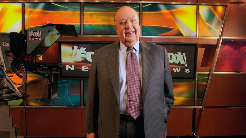 "Roger Ailes Tried to Convince David Petraeus to Run for President in 2011, Said Rupert Murdoch Would ""Bankroll"" It"