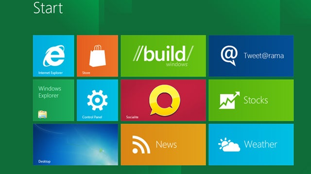 Designing Windows 8 or: How to Redesign a Religion