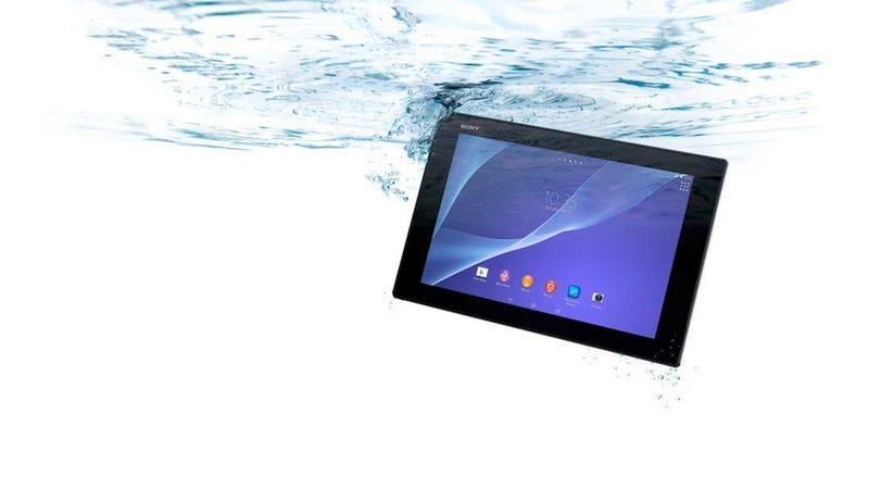Sony's New Xperia Z2 Phone and Z2 Tablet Look Pretty Sweet