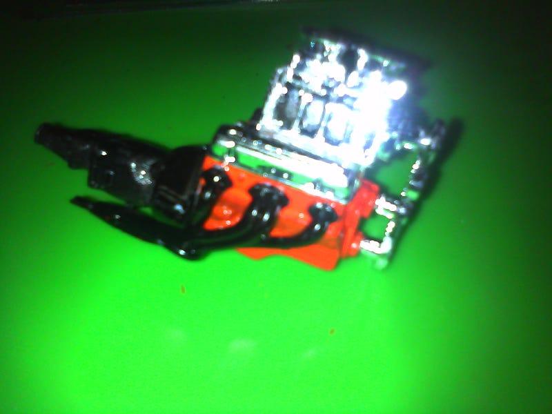 Built a supercharged SBC