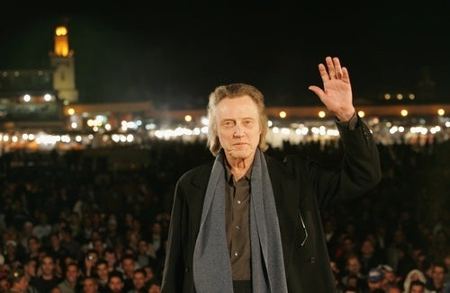 Christopher Walken Declares Sovereignty over Morocco
