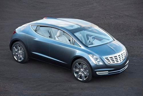 Detroit Auto Show: Chrysler ecoVoyage Concept