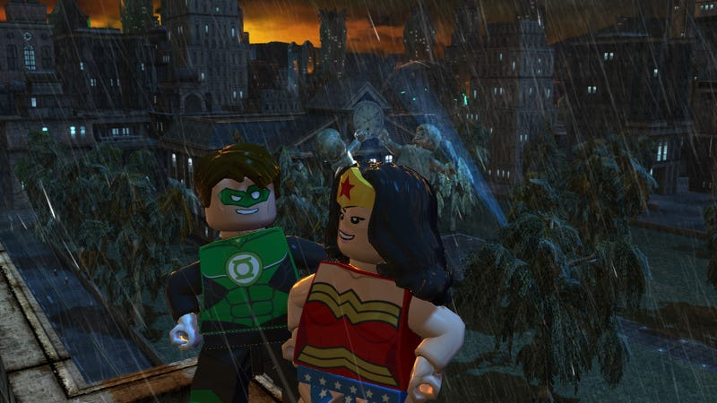 Batman Gets Top Billing, But This Could Be a Great Justice League Game