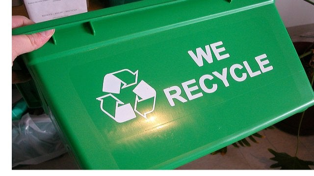 Open Mail Over Your Recycling Bin to Avoid Clutter