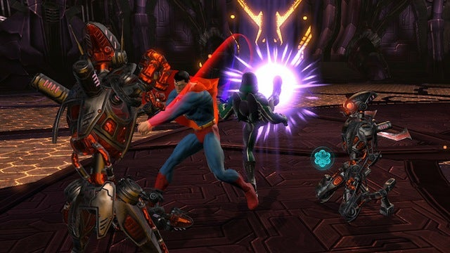 One Million Players Join DC Universe Online One Week After It Goes Free-to-Play