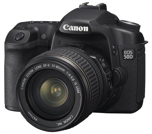 More Canon EOS 50D Images Leak