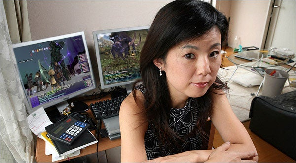 Japanese Housewives, Online Gaming Addicts