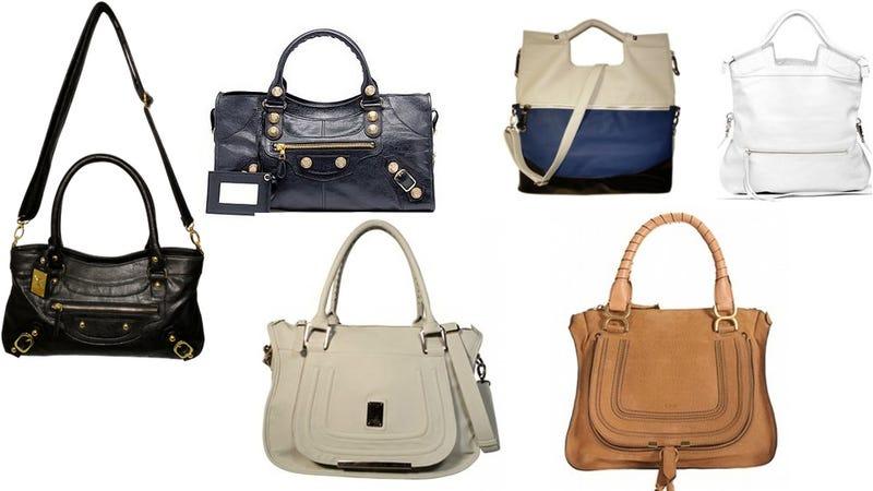 Kim Kardashian Knocked Off More Handbags For Her Kollection