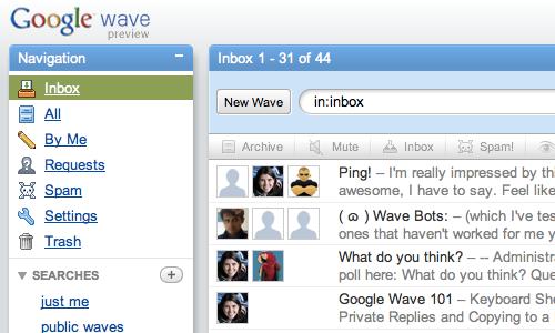 Google Wave 101