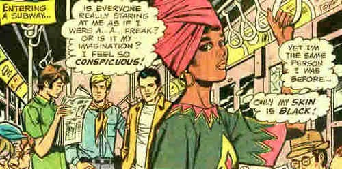 Are American Comics Institutionally Racist?