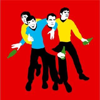 Bar Trek: The Next Inebriation