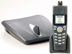 LAN Cordless DUALphone Does it All: VoIP, Internet, Land Lines