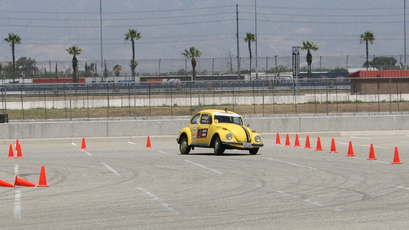 I Had The Slowest Car At The Ultimate Street Car Competition