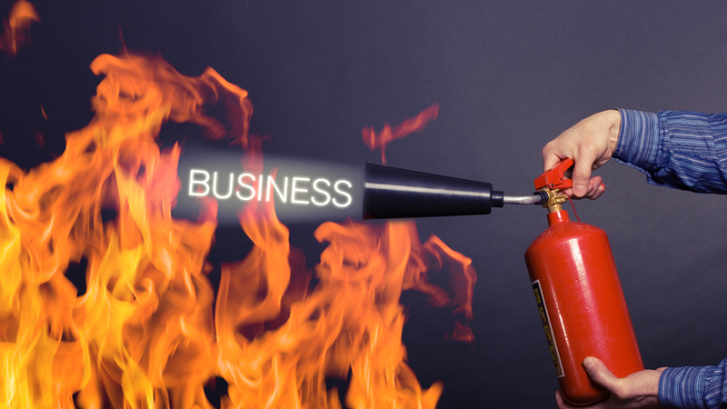 This Week In The Business: Oops, Bad Choice Of Words